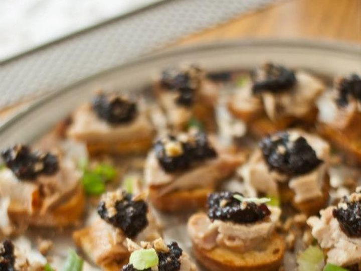 Tmx 1388701249650 Rosemary Pork Tenderloin With Cranberry And Candie Summerville wedding catering