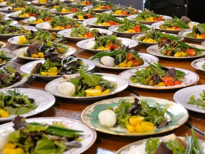 Tmx 1515957126 743f1b5a3d4e979b 1515957125 A71a01dfeb3716a6 1515957124589 10 Plated Salad Summerville wedding catering