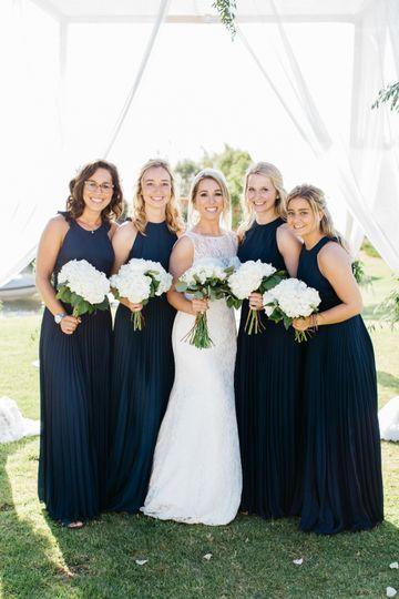 Private garden wedding Crete
