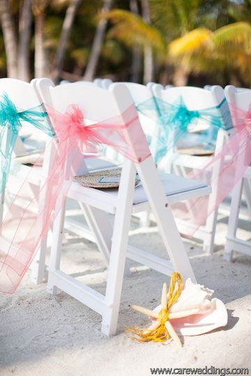 Beach chair arrangement