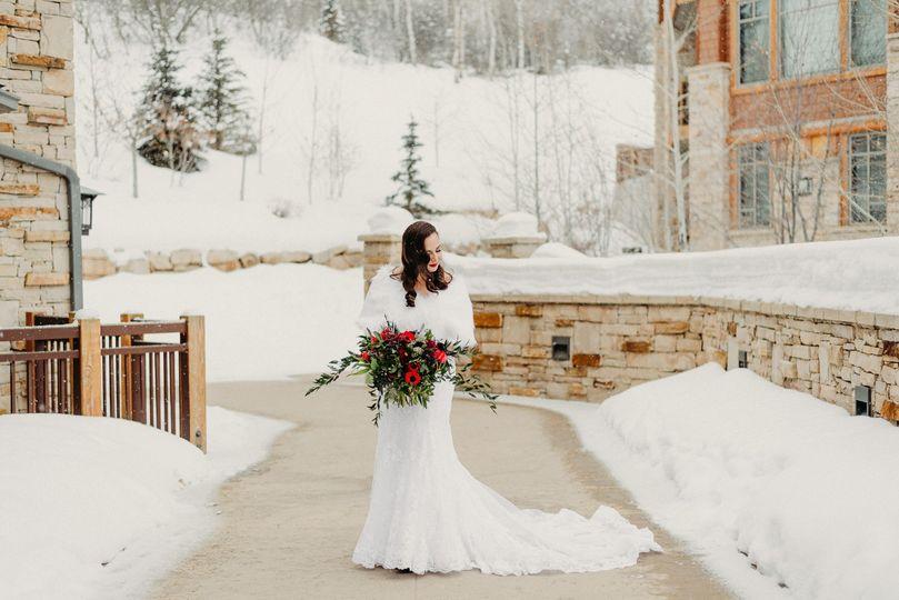 Wedding in Park City, Utah