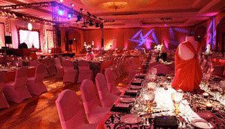 themelightingledlightingballroompink325
