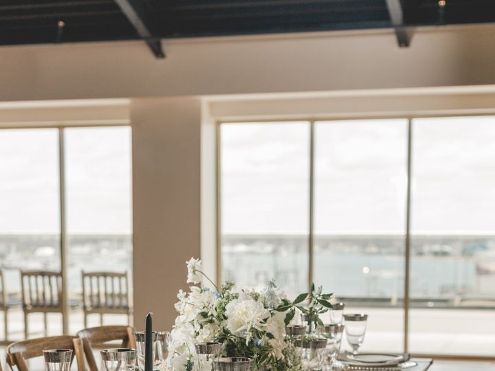 Tmx 1479834147585 Whalingmuseumstyledshootguesttable4 19 16 31 New Bedford, MA wedding venue