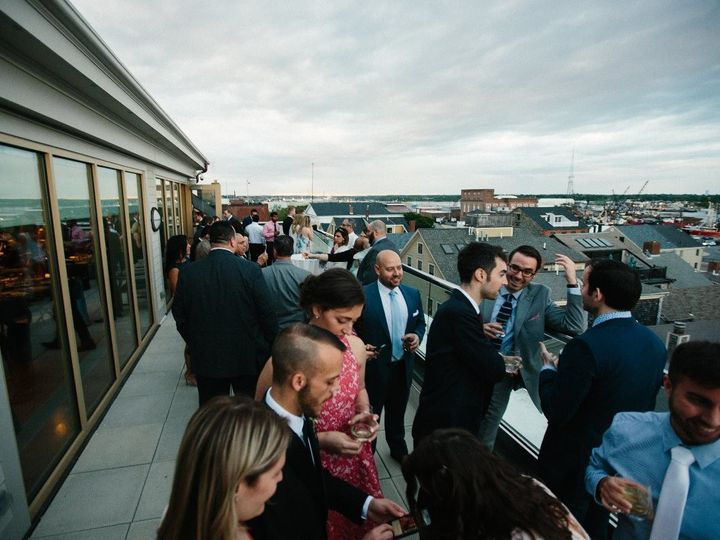 Tmx 1509727942707 Harbor View Gallery Party 1200px New Bedford, MA wedding venue