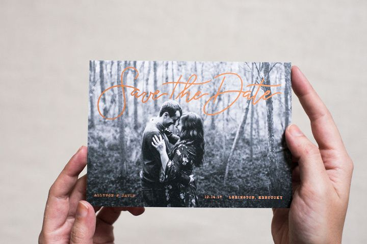A+D: save-the-date