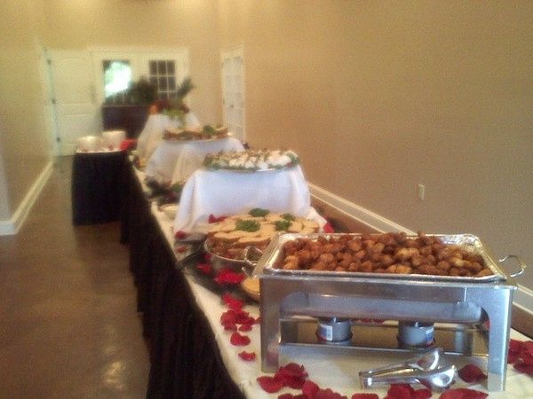 Chick fil a catering wedding