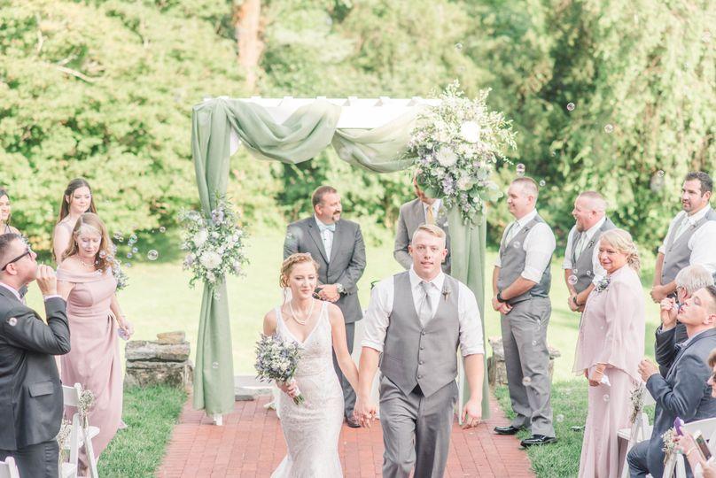 East Lawn Wedding