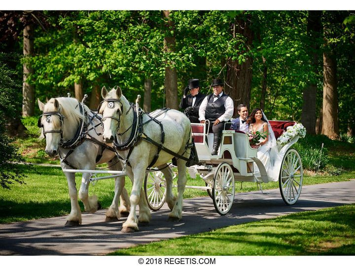 Tmx Priya And Joaquin Carriage Ride2 51 172567 161375172555659 Berryville, VA wedding venue