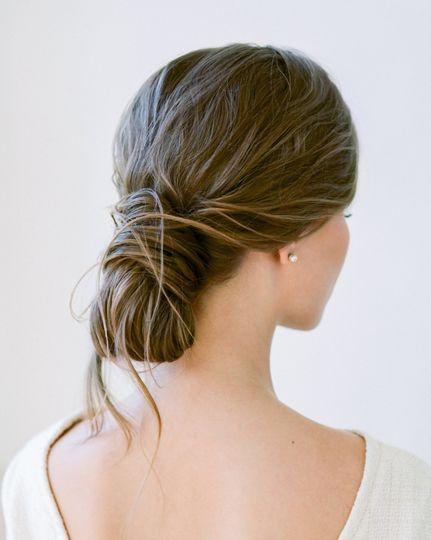 Modern Bride Hair