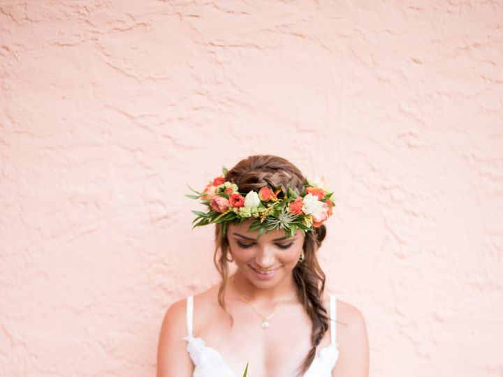 Tmx 1452018737708 Tropical Bohemian Shoot Tropical Bohemian Shoot 00 Orlando wedding florist