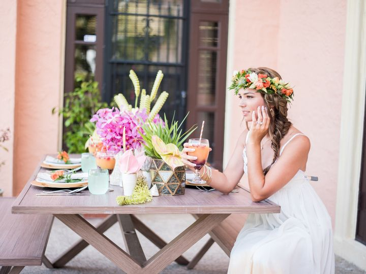 Tmx 1452018776383 Tropical Bohemian Shoot Tropical Bohemian Shoot 00 Orlando wedding florist