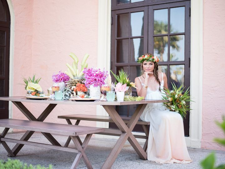 Tmx 1452018878732 Tropical Bohemian Shoot Tropical Bohemian Shoot 00 Orlando wedding florist