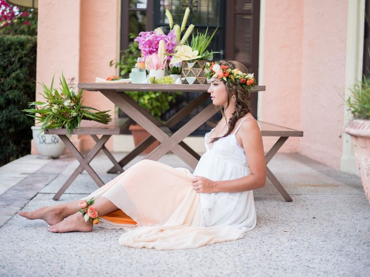 Tmx 1452019036246 Tropical Bohemian Shoot Tropical Bohemian Shoot 01 Orlando wedding florist