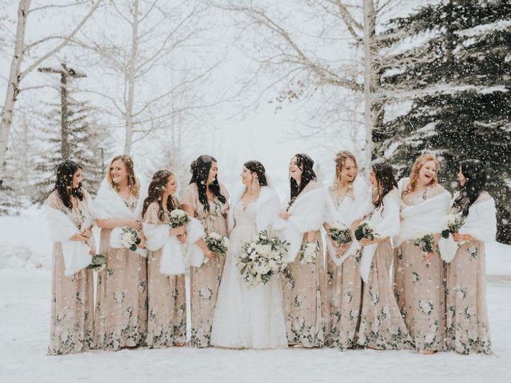 Tmx Bridal Party 3 51 665567 160322655579398 Snowmass Village, CO wedding venue