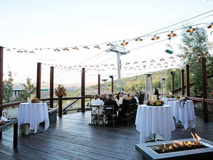 Tmx Westin Terrace Deck Reception 51 665567 157807048054467 Snowmass Village, CO wedding venue