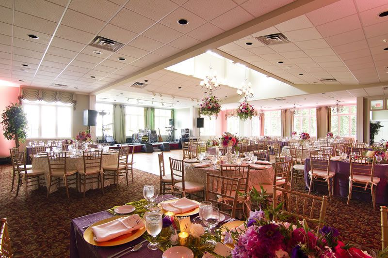 Charleston Room Reception