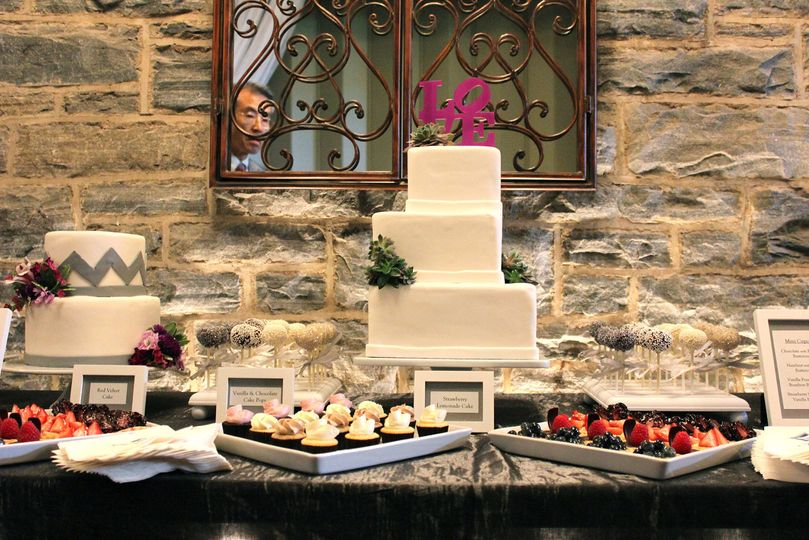 Stone Cake Wall