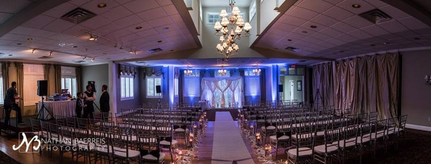 Charleston Room Ceremony