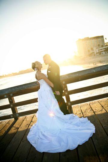 Crowne plaza ventura wedding