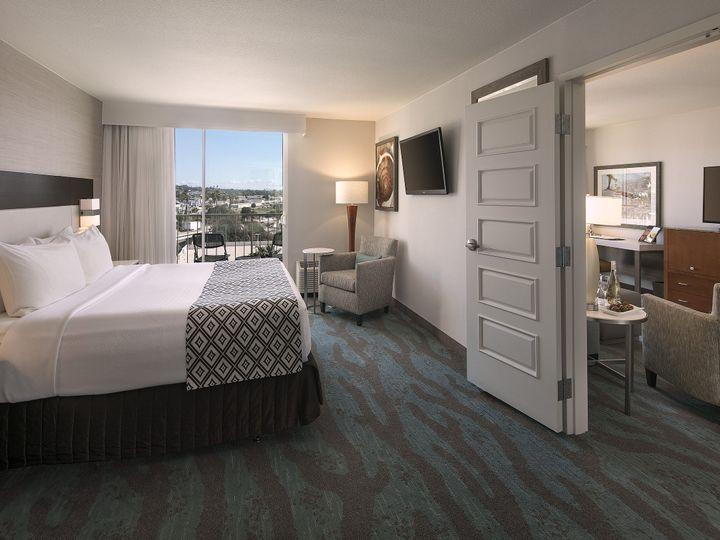 Tmx 1489000216222 One Bedroom Suite 2   Hi Ventura, California wedding venue
