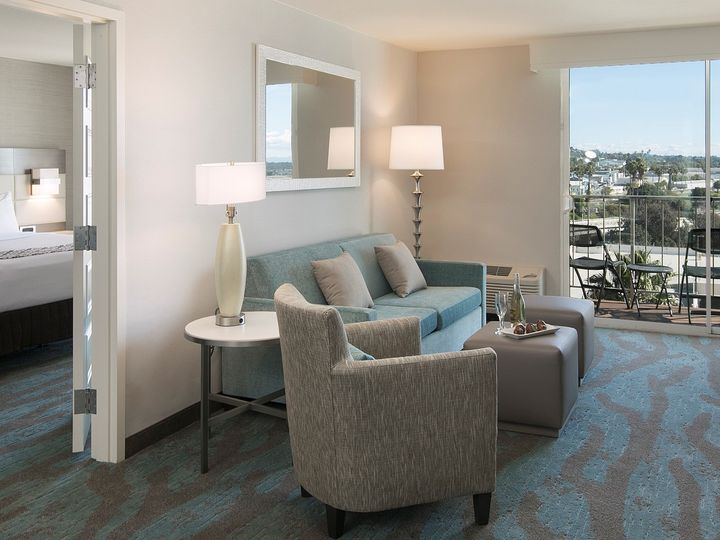 Tmx 1489000276391 One Bedroom Suite   Hi Cropped Ventura, California wedding venue