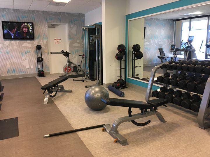 Tmx 1489001538954 Fitness Room 2 Ventura, California wedding venue