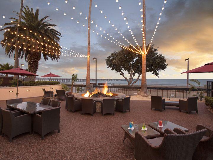 Tmx 1489001996458 Fire Pit Hi Res Ventura, California wedding venue