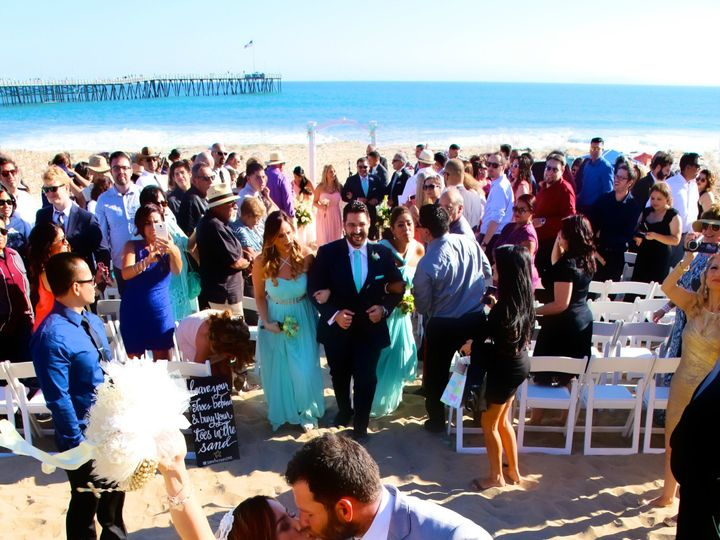 Tmx Beach Wedding 2015 51 186567 1571952962 Ventura, California wedding venue