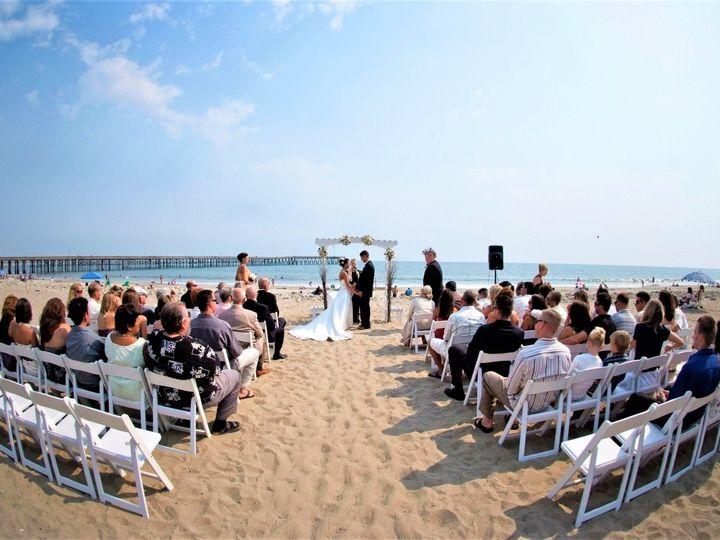 Tmx Beach Wedding 51 186567 1571952955 Ventura, California wedding venue