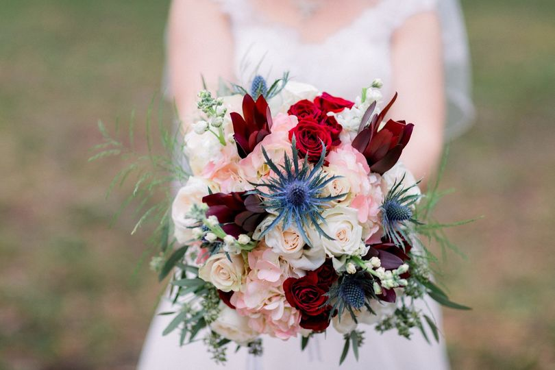 Bouquet - Madelyn & Devin