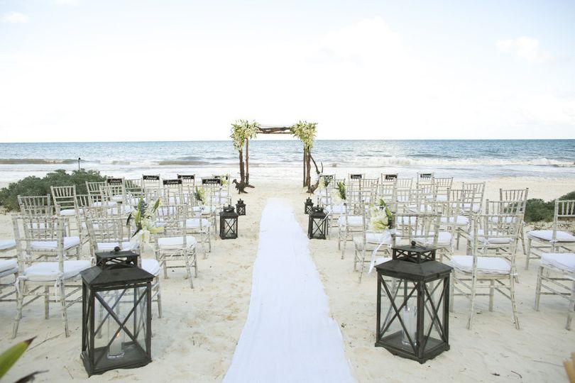 allyson magda photography tulum mexico beach wed