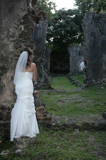 Bridal portrait Gazarine Photography
