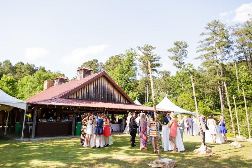 The Inn At Serenbe Venue Palmetto Ga Weddingwire