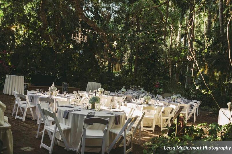 Oak Pavilion Reception