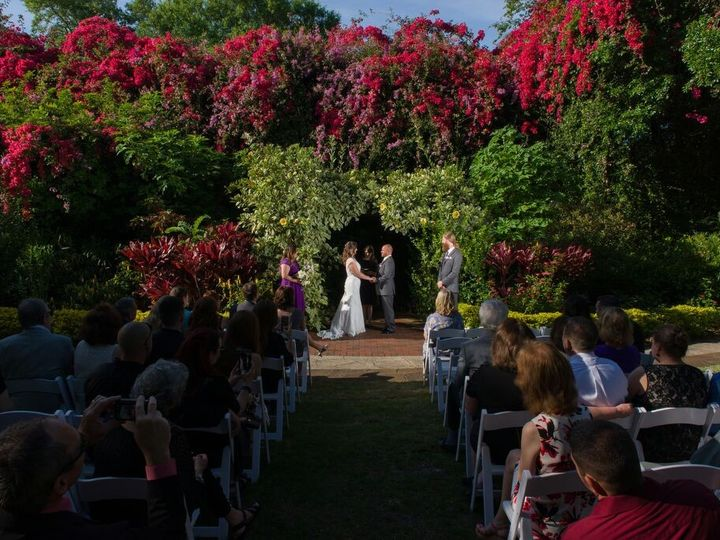 Tmx 1472223368697 Ceremonymeganwade Saint Petersburg, Florida wedding venue