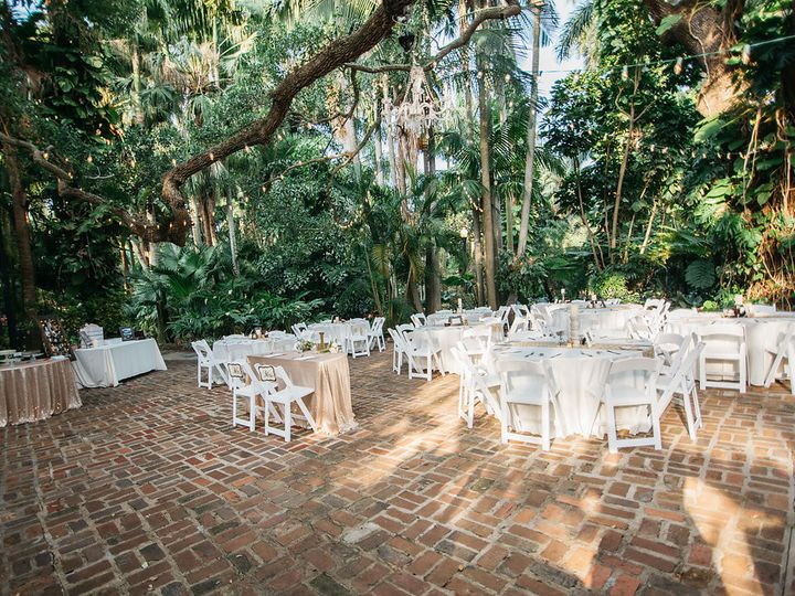 Tmx 1472237123284 Oakreceptionandreaandricky Saint Petersburg, Florida wedding venue