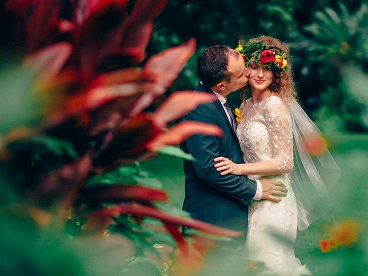 Tmx 1480541338041 Vintage Florida Sunken Gardens Wedding Emilyben 62 Saint Petersburg, Florida wedding venue