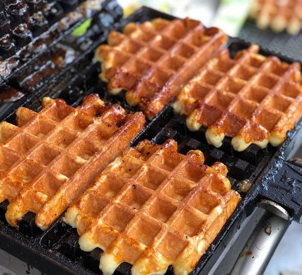 Authentic Liege Waffles