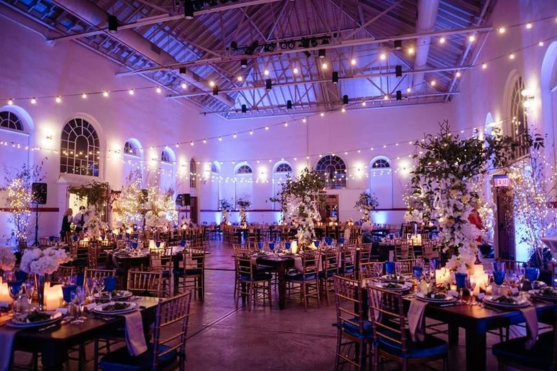 Indoor setting
