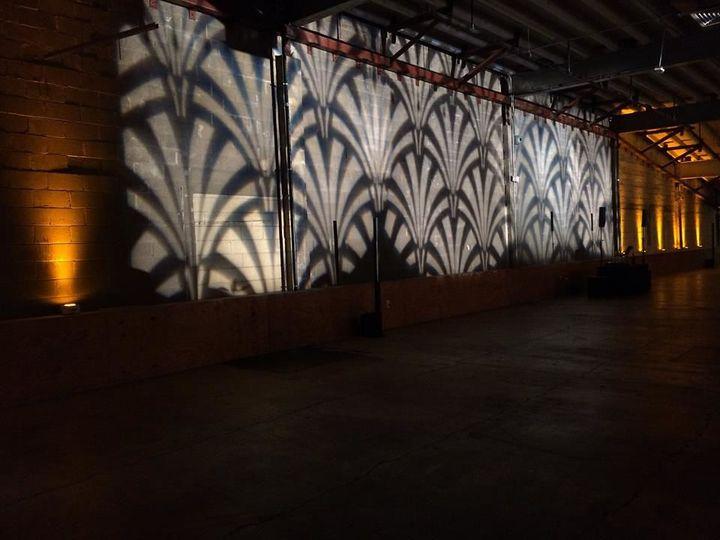 Patterned lighting