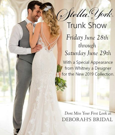 Deborah's Bridal - Dress & Attire - Upland,