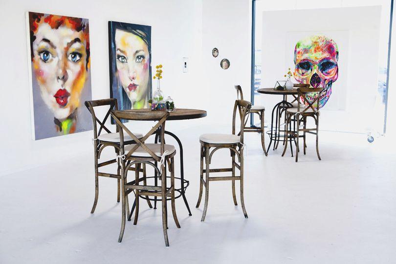 Dax Gallery interior view
