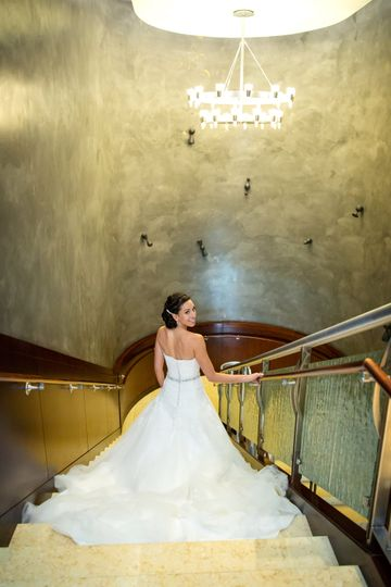 By the stairs | Person + Killian Photography