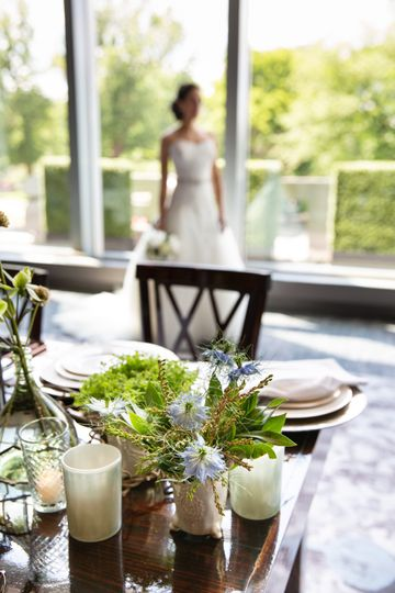 Table setting | Person + Killian Photography