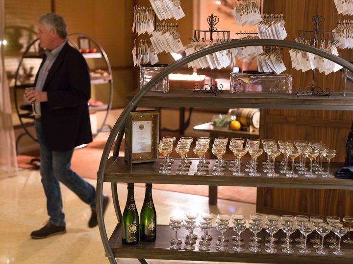Tmx Avery Bar Champagne Display 51 672667 Boston, Massachusetts wedding venue