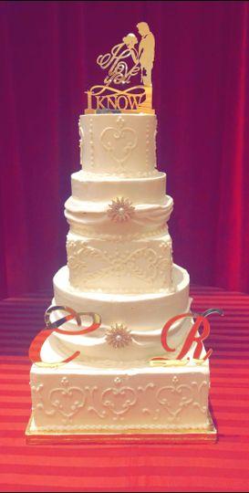 Extravegant cake