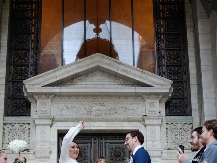 Tmx Img 9887 51 1023667 1566484553 Brooklyn, NY wedding officiant