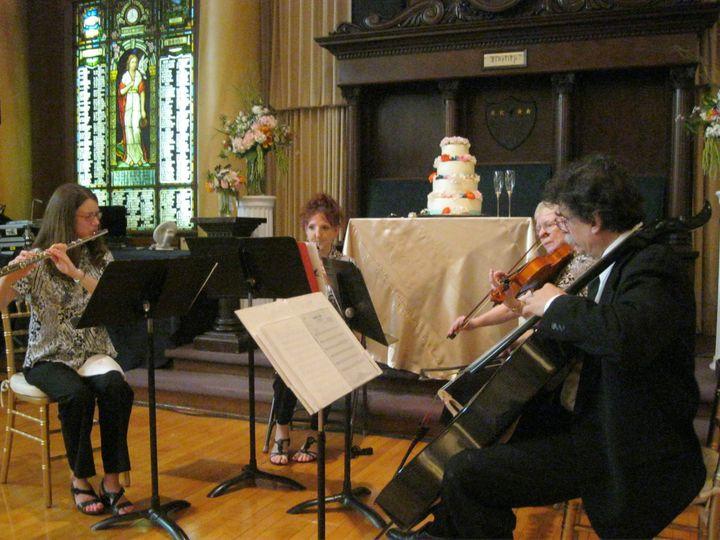 OCP Quartet of the Oregon Chamber Players