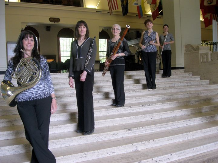Con Grazia Wind Quintet of the Oregon Chamber Players