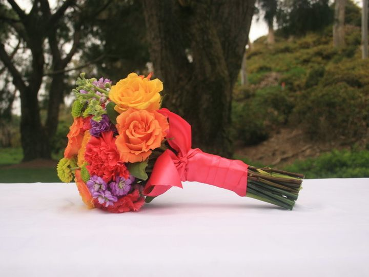 Tmx 1502993890067 Bridesmaid Bouquet San Diego wedding florist